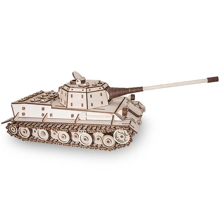 eco wood art wooden models tank l we ebay. Black Bedroom Furniture Sets. Home Design Ideas