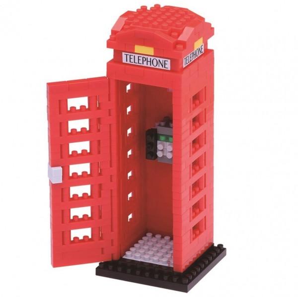 Nanoblock: Telephone Box