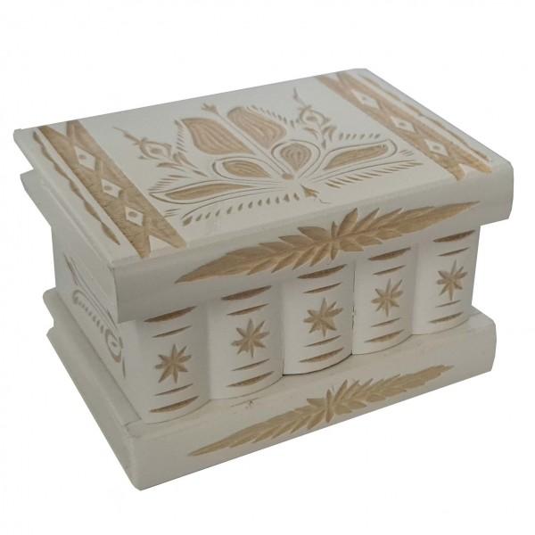 Transylvany Secret Box M Weiß