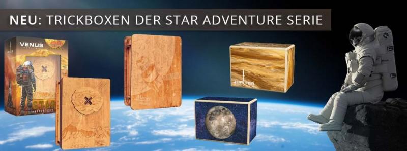 Star Adventure Trickkisten