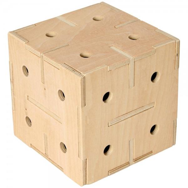 Cubiforms Cubical Labyrinth