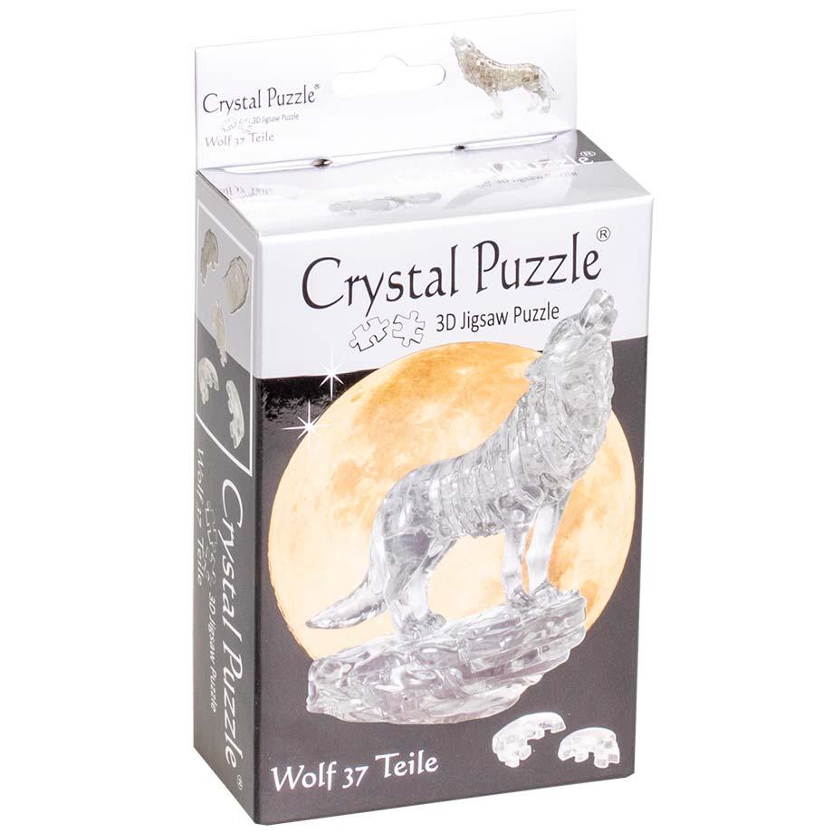 3D Crystal Puzzle Hai – 37 Teile