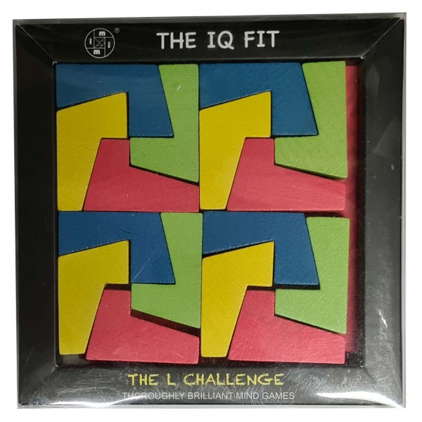 The IQ Fit: The L Challenge