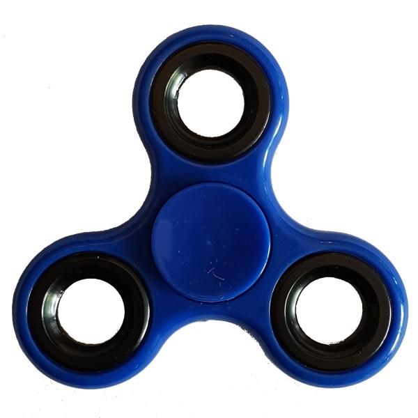 Fidget Spinner blau