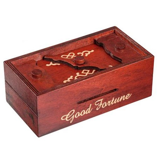 Japanese Secret Box Good Fortune