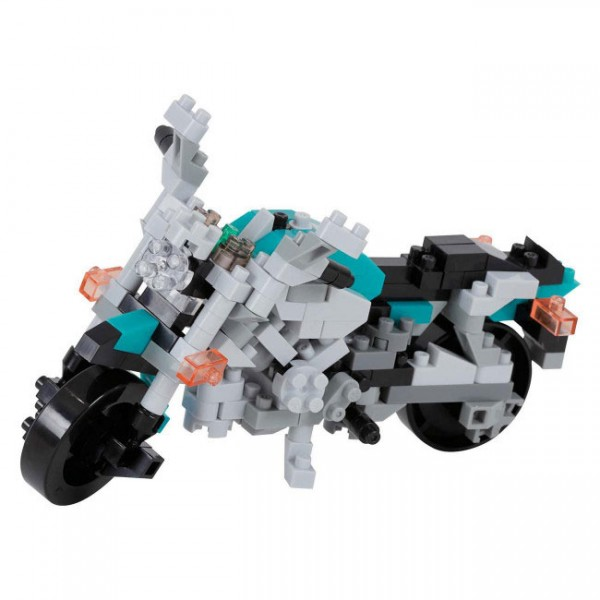 Nanoblock: Motorcycle Cruiser