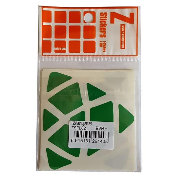 Z-Stickers für Mastermorphix