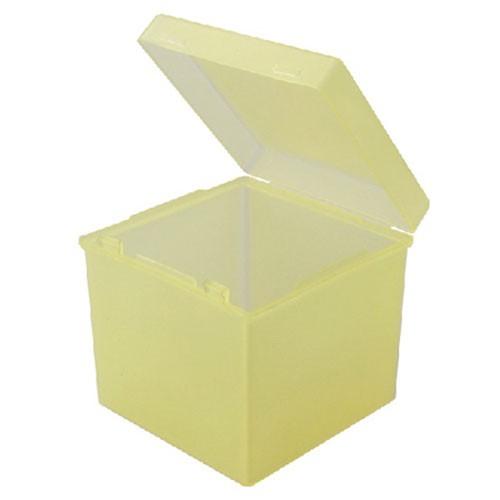 Schutzbox für 57mm-Cubes Gelb