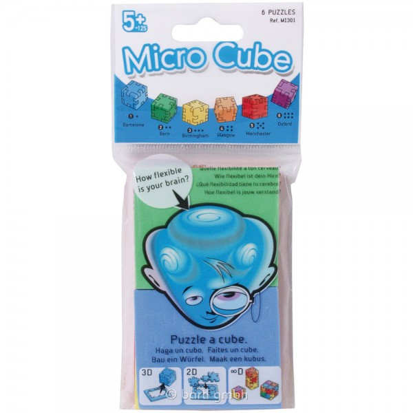 Micro Cube im Headerbag