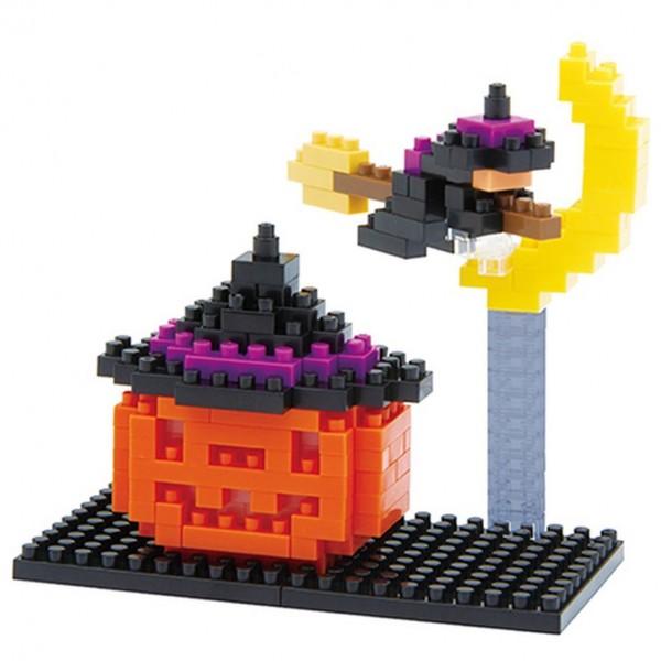 Nanoblock: Jack-O-Lantern