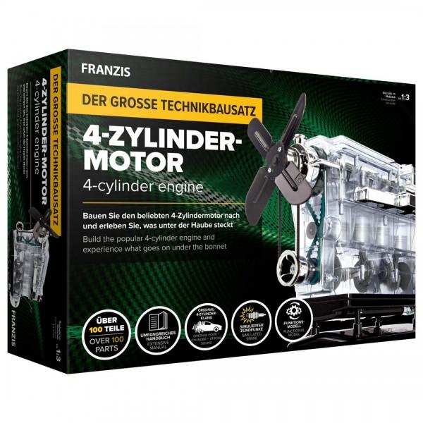 Franzis: 4-Zylinder-Motor (neue Version)