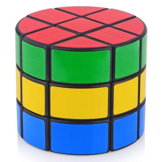 DianSheng 3-Layers Cylindrical Petal Magic Cube