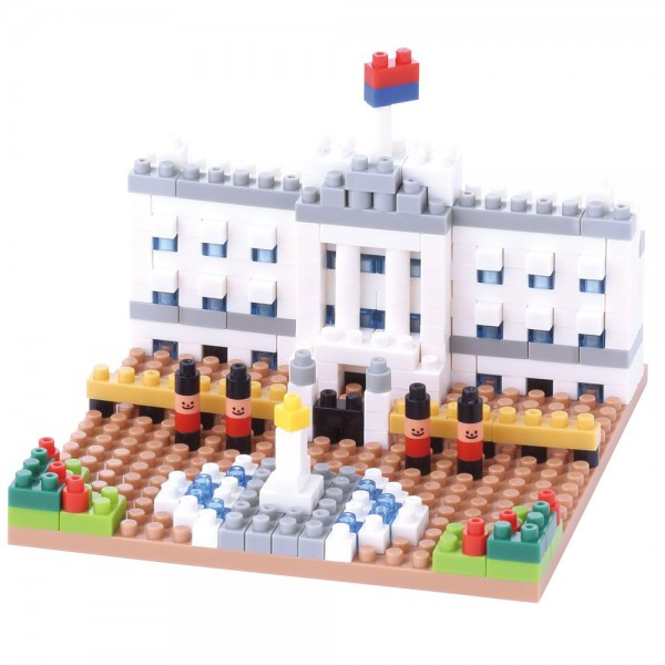 Nanoblock: Buckingham Palace