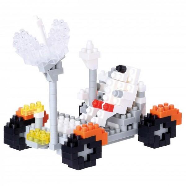 Nanoblock: Lunar Rover