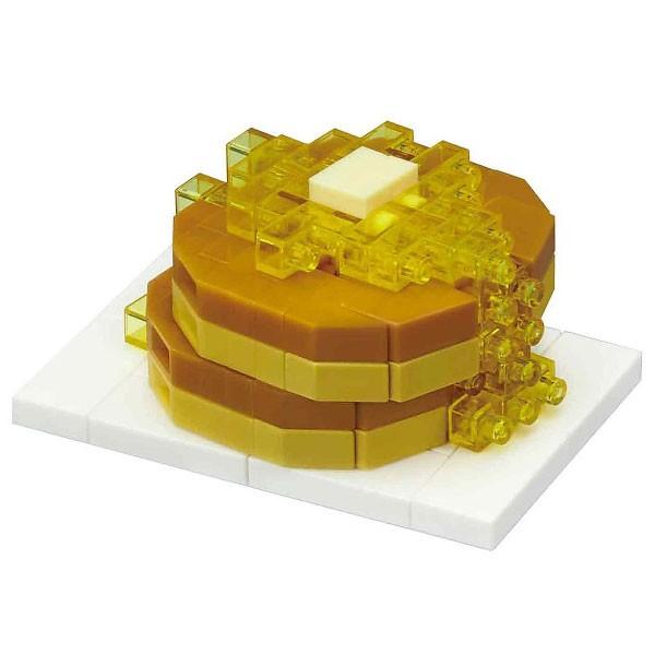 Nanoblock: Pancake