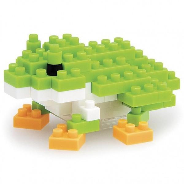 Nanoblock: Japanese Tree Frog