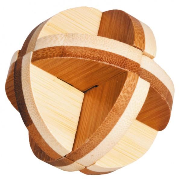 """Bambuspuzzle """"3 Scheiben"""""""