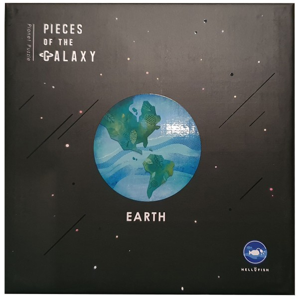 Pieces of the Galaxy: Earth Puzzle