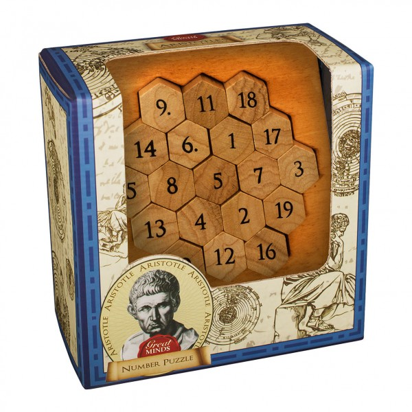 Great Minds Aristotle's Number Puzzle