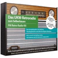 Franzis: UKW-Retro-Radio zum Selberbauen