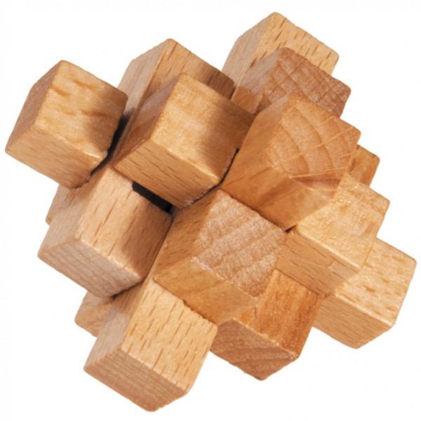 "Holzpuzzle ""Blockstern"""