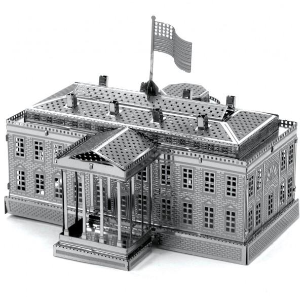 Metal Earth: The White House