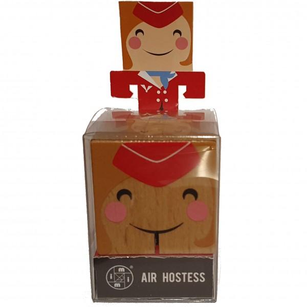 """Role Play Robot """"Air Hostess"""""""
