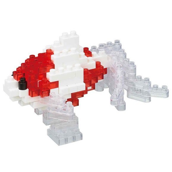 Nanoblock: Wakin Goldfish rot