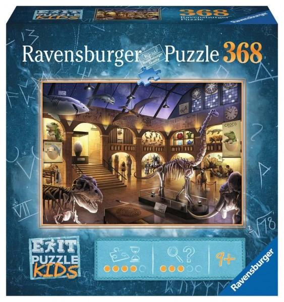 Exit Puzzle Kinder: Im Naturkundemuseum (368 Teile)