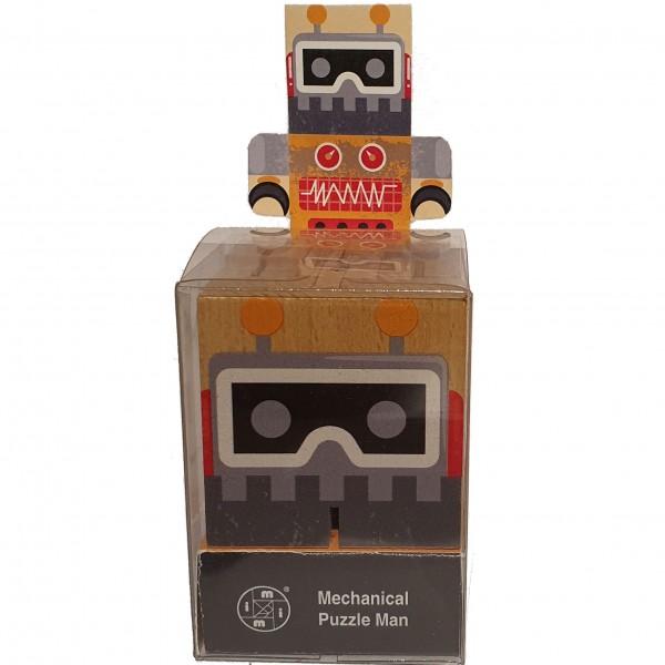 Mechanical Puzzle Man grau
