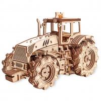 Eco Wood Art: Traktor