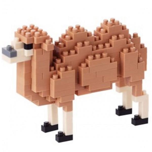 Nanoblock: Kamel