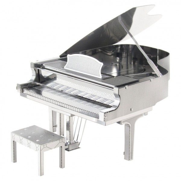 Metal Earth: Grand Piano (Flügel)