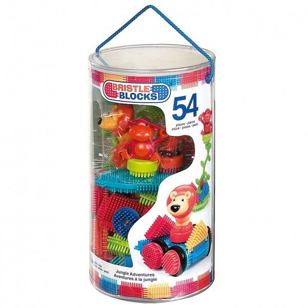 Bristle Blocks 54 Teile Jungle Set