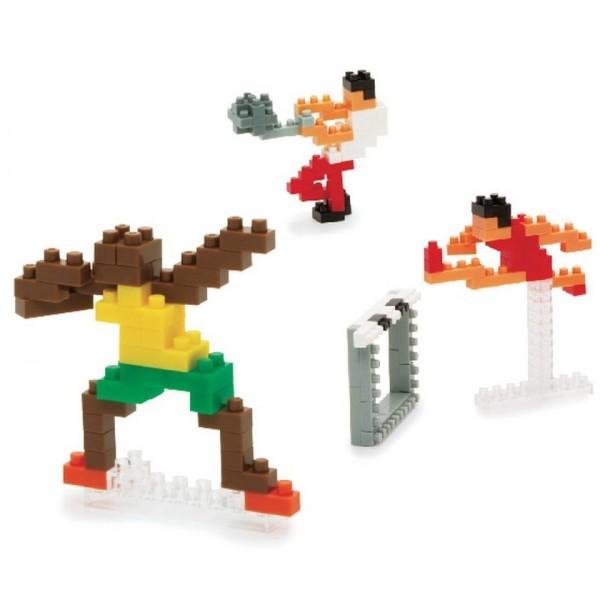 Nanoblock: Leichtathletik