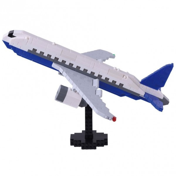 Nanoblock: Airliner