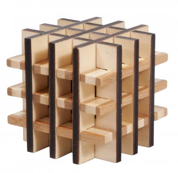 """Bambuspuzzle """"Multi square"""""""
