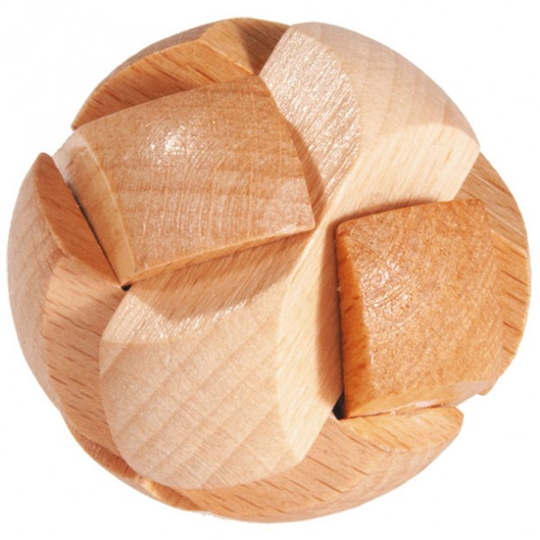 """Holzpuzzle """"Ball"""""""