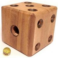 Leonardo's Mind Puzzles: Labyrinth Würfel