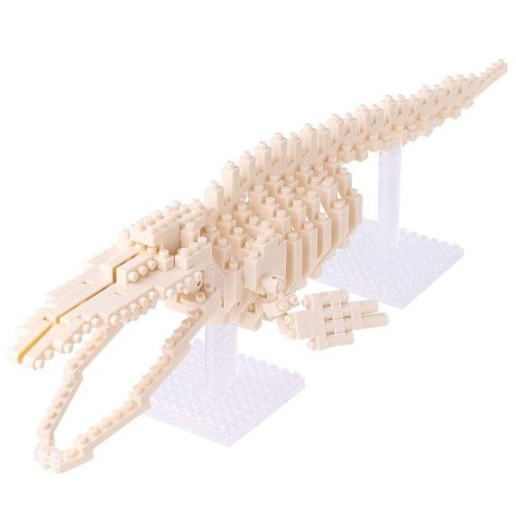 Nanoblock: Blauwal Skelett