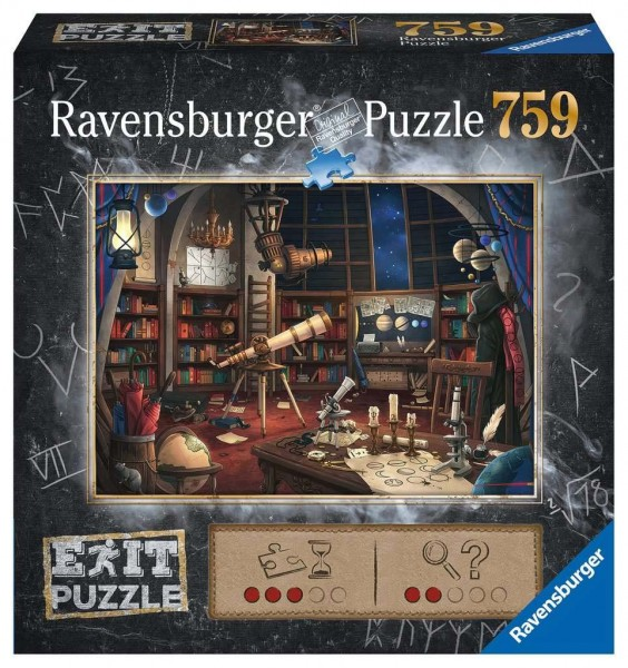 Exit Puzzle: Sternwarte (759 Teile)