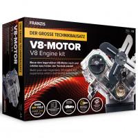 Franzis: V8-Motor (neue Version)