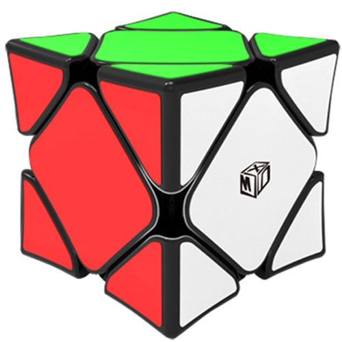 QiYi Skewb Wingy Magnetic Magic Cube schwarz