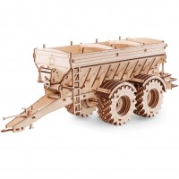 Eco Wood Art: Trailer für Kirovets K-7M