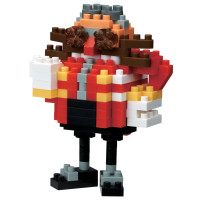 Nanoblock: Sonic the Hedgehog - Dr. Eggman