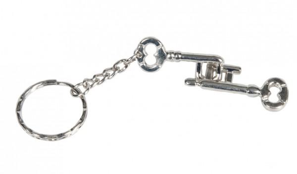 """Schlüsselanhänger """"2 Schlüssel"""""""