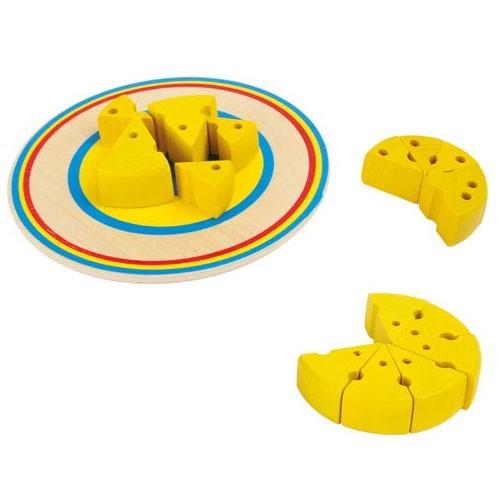 "Balance-Spiel ""Käse"""
