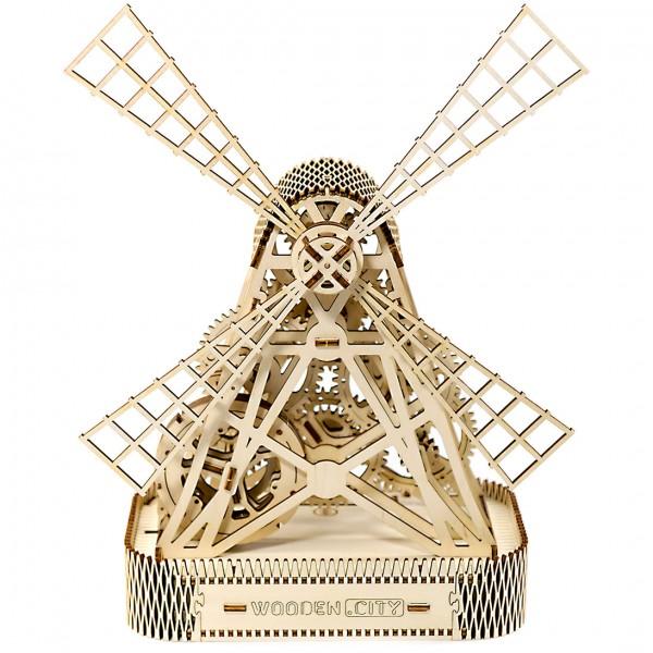 Wooden.City: Windmill (Windmühle)