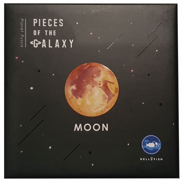 Pieces of the Galaxy: Moon Puzzle