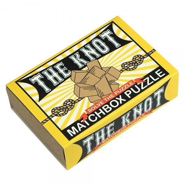 Matchbox Puzzle Der Knoten